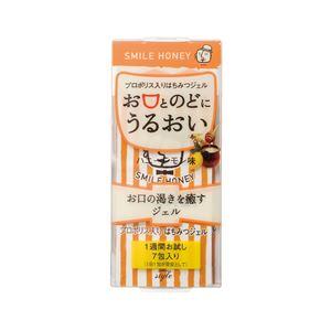 (まとめ)日本ゼトック 口腔ケア スマイルハニー はちみつジェル (2)1週間3g×7包【×30セット】 - 拡大画像