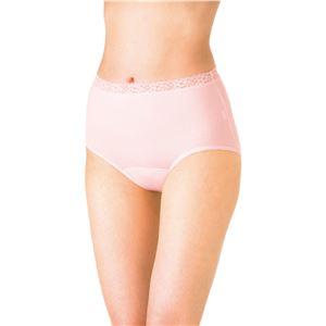 (まとめ)ピジョン 失禁パンツ かるる60mlショーツタイプ L ピンク 11462【×2セット】