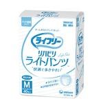 (まとめ)ユニ・チャーム パンツ型 ライフリーリハビリライトパンツ (2)M40枚 袋【×3セット】 border=