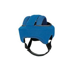 キヨタ 保護帽 ヘッドガード フィット KM-400 S〜M ブルー KM-400【非課税】 - 拡大画像