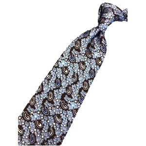 プリントコレクション ペイズリー 大剣幅約8.5cm
