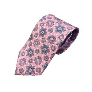 プリントコレクション 水玉&柄 ピンク 大剣幅約8.5cm