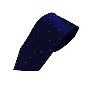 定番水玉コレクション ブルー&オレンジ・パープル 大剣幅約8.0cm