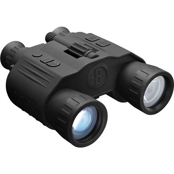 デジタルナイトビジョン(暗視スコープ) 双眼 ブッシュネル 【日本正規品】 エクイノクスビノキュラーZ240R 〔暗視装置/光学機器〕