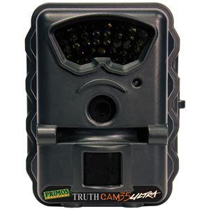 屋外用センサーカメラ(監視カメラ) 約400万画素 タイムラプスビデオ撮影機能 プリモス トゥルースカム ウルトラ35 - 拡大画像