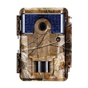 屋外型センサーカメラ(監視カメラ) 約600万画素 防水/カラーモニター搭載 長寿命 ミノックス 【日本正規品】 DTC700 - 拡大画像