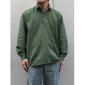 スウェーデン軍放出 M55シャツ J S027UN 41( L〜 XL相当) 【中古】  - 拡大画像