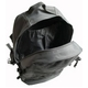 米軍 モール対応防水布使用アサルトリュックサック BR051YN ブラック 【 レプリカ 】  - 縮小画像6