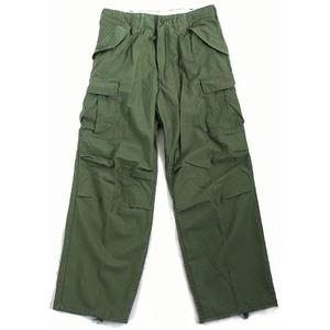 USタイプ「 M-65」フィールドパンツ PP062YN オリーブ メンズ XLサイズ 【 レプリカ 】