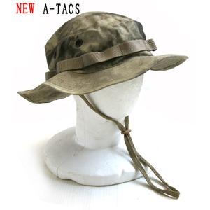 USタイプ ジャングルハット HH001NN A-TAC S Lサイズ 【 レプリカ 】  - 拡大画像