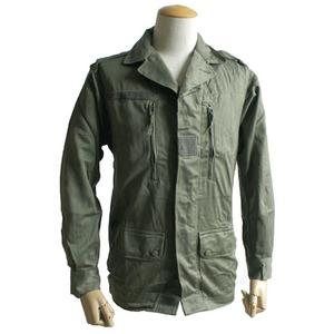 フランス軍放出 F2ジャケット 【 M〜 Lサイズ 】 風除け付き JJ004NN 88 〔未使用/デッドストック〕 - 拡大画像