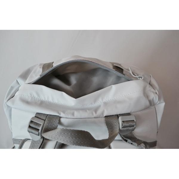 カブセリュック(リュックサック) GERRY 【 21 L 】 アルミフレーム付 軽量/高耐水圧 マジックプロテクション GE1204 ブラック