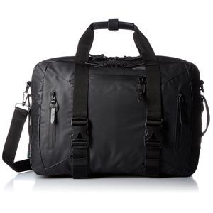 3WAYビジネスバッグ GERRY 【 14L 】 軽量/高耐水圧 マジックプロテクション素材使用 GE1206 ブラック