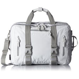 3WAYビジネスバッグ GERRY 【 14L 】 軽量/高耐水圧 マジックプロテクション素材使用 GE1206 ホワイト(白)