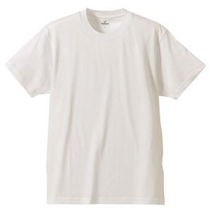 Tシャツ CB5806 ホワイト XSサイズ 【 5枚セット 】  - 拡大画像