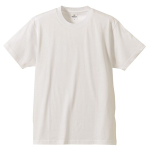 Tシャツ CB5806 ホワイト Lサイズ 【 5枚セット 】  - 拡大画像