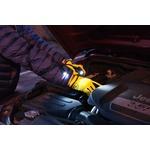 全米で大ヒット ハンドフリー磁石付伸縮自在フレキシブルフラッシュ ライトブルー
