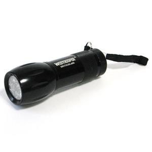 「WE STROOPER」社製 9 LEDウェストホルダー付き手のひらサイズフラッシュ ライト