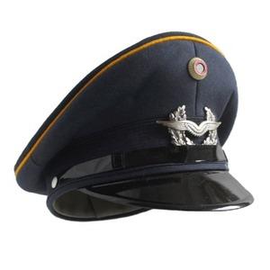 ドイツ連邦国軍 放制帽未使用デットストック 56cm - 拡大画像