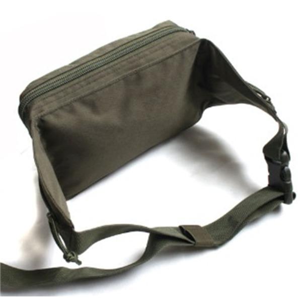 US軍 裏防水布使用ウェスト&ボディー2WAYバッグレプリカ コヨーテ ブラウン