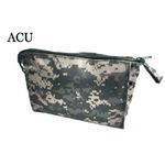 US軍 裏防水布使用エチケットポーチレプリカ ACU