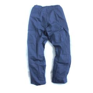 イタリア軍放出 スリーピングパンツ ネイビー未使用デットストック品 90cm - 拡大画像