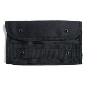 モール対応防水布仕様ウォー レッド ブラック