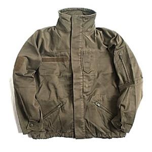 オーストリア軍放出 ヘビーウェイトフィールドジャケットハイカラー 【中古】 《96-100( L相当)》 - 拡大画像