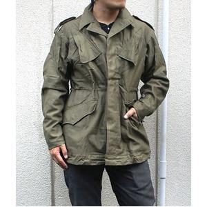 オランド軍放出 NATOジャケット未使用デットストック オリーブ L相当 - 拡大画像
