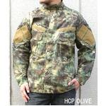 3Dステレスオペレーターリップストップジャケット オリーブ M