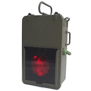 フランス軍放出シグナルランプ未使用デットストック品 - 拡大画像