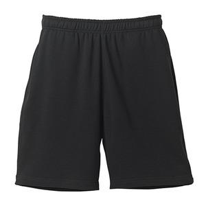 8.4オンス4ポケット裏パイルショーツ ブラック XL