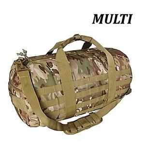 アメリカ軍 2WAYボストンバッグ/鞄 【 42 L 】 モール対応/ウレタン素材入り BH055YN MULTI 【 レプリカ 】  - 拡大画像