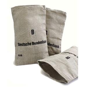 ドイツ連邦国軍放出バンクコインリネン未使用デッドストック - 拡大画像