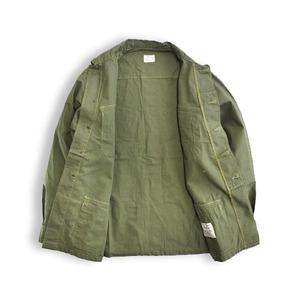 ジャングルファーティングタイプジャケット4thモデルレプリカ オリーブ XL