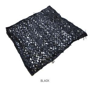 米軍 ジャングルネット レプリカ ブラック(専用袋付き) - 拡大画像