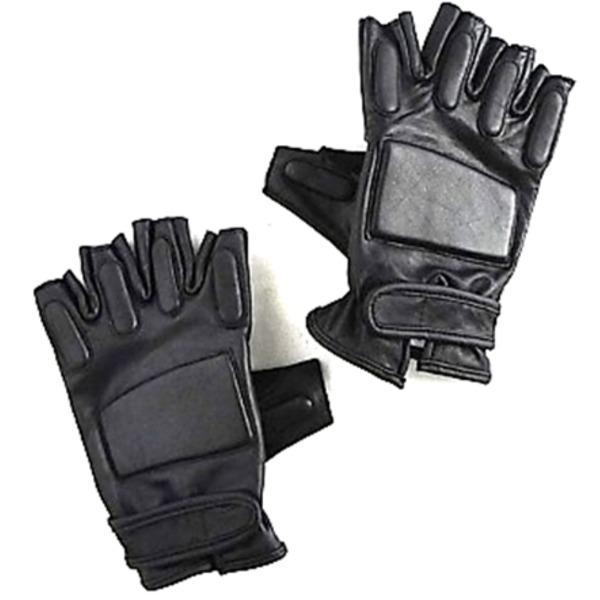 アメリカ「SWAT」フィンガーレス レザーグローブ M
