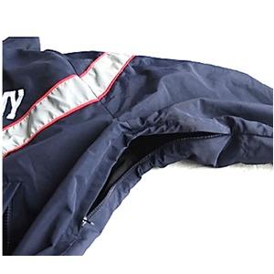 US ARMY IPFU 防風撥水加工大型リフレクタージャケットレプリカ ネイビ- XL