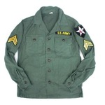 ジョンレノンタイプアメリカ軍ファーティングシャツ 15h(メンズM相当)