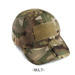 米軍 吸汗速乾リップストップ 二つ折りコンパトキャップ レプリカ マルチ
