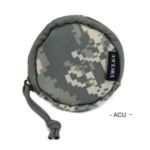 裏地防水布使用コインケース ACU - 拡大画像