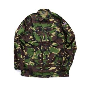 イギリス軍放出トロピカルジャングルDPMシャツ未使用デットストック 190-120 - 拡大画像
