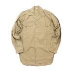 フランス軍放出M47チノシャツ未使用デットストック L