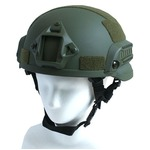 アメリカ軍特殊部隊MICH2002FASTヘルメットレプリカ オリーブ