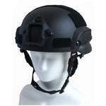 アメリカ軍特殊部隊MICH2002FASTヘルメットレプリカ ブラック