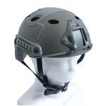 アメリカ空挺部隊FASTヘルメット「スタンダード」レプリカ フォリッジ