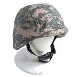 U.S.タイプ M88フリッツヘルメット&ヘルメットカバー付き ACU