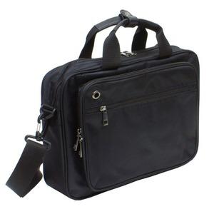 3WAY メンズビジネスバッグ A4サイズ対応 撥水、防水加工 キャリーバー対応 - 拡大画像