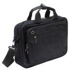 3WAY メンズビジネスバッグ A4サイズ対応 撥水、防水加工 キャリーバー対応