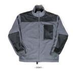カナダ軍IECS(改良型環境服装システム)フリースジャケットレプリカ グレー M